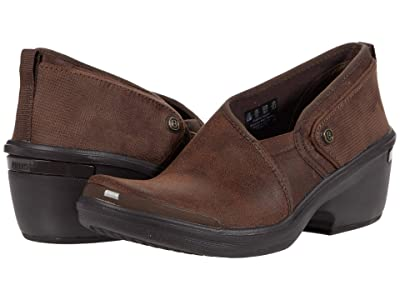 Bzees Tribute (Brown Leather Fabric) Women