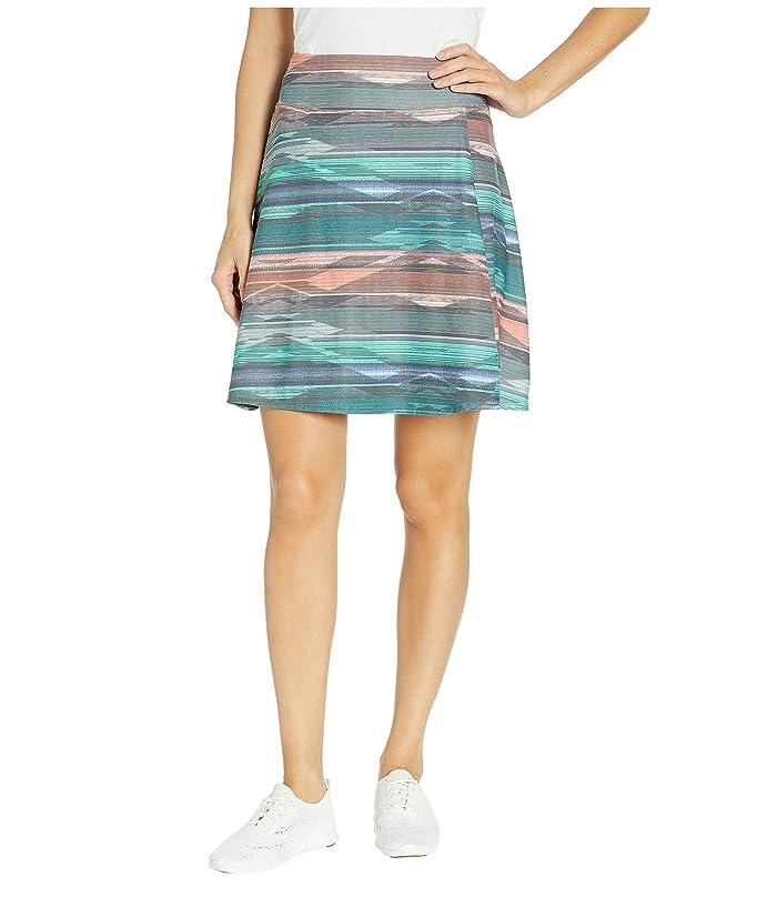 Prana Fiefer Skirt (Granite Bonita) Women