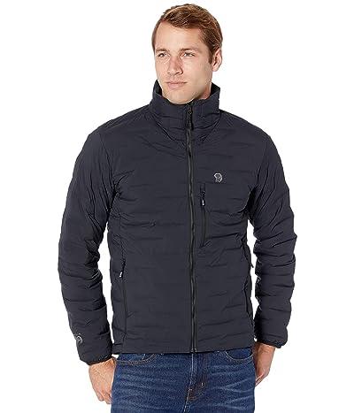 Mountain Hardwear Super/DStm Stretchdown Jacket (Black) Men