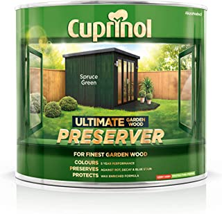 cuprinol ultimate garden wood preserver