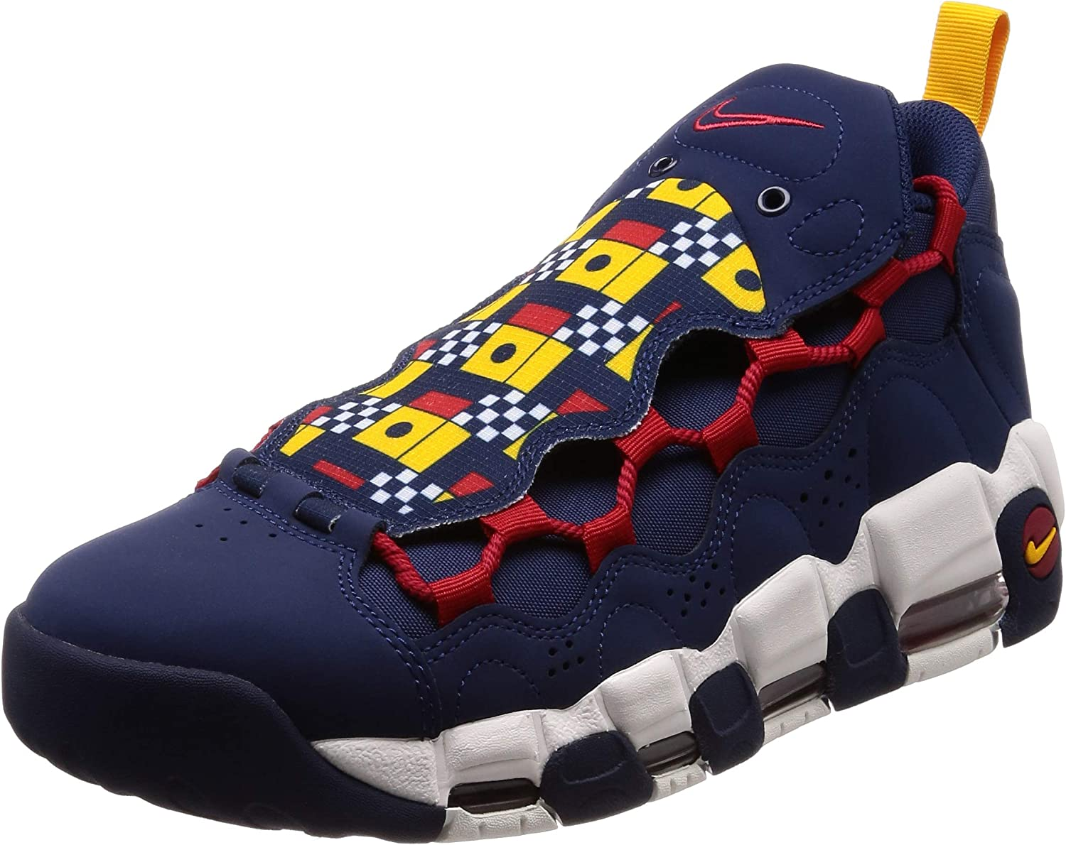 Nike Air More Money Mens Basketball Trainers Ar5396 Sneakers Shoes