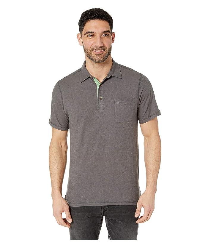 Mountain Khakis Hutch Polo Shirt (Slate) Men