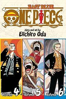 One Piece (Omnibus Edition), Vol. 2: Includes vols. 4, 5 & 6 (Volume 2)