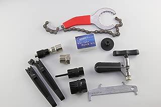 KINGSTOP JIM Bicycle Repair Tools Tool Kit Set Easy tire Repair kit Chain Repair kit Maintenance Tool