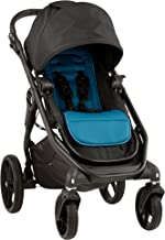 Baby Jogger City Premier Stroller | Baby Stroller with Reversible Seat, 5 Riding Options | Quick Fold Lightweight Stroller, Teal/Black