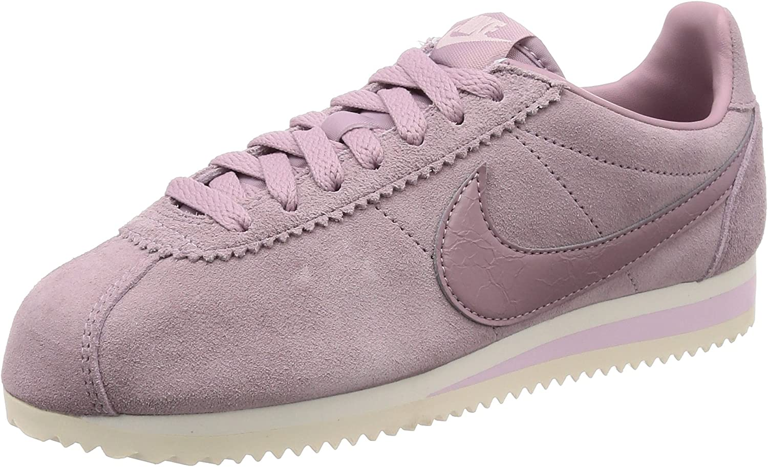 Nike WMNS Classic Cortez Suede Womens Aa3839-600