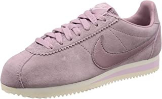 Nike Women's Classic Cortez Suede Sneakers (Elemental Rose/Elemental Rose