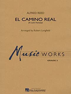 El Camino Real - Alfred Reed - Score Only - SCORE - SongBook