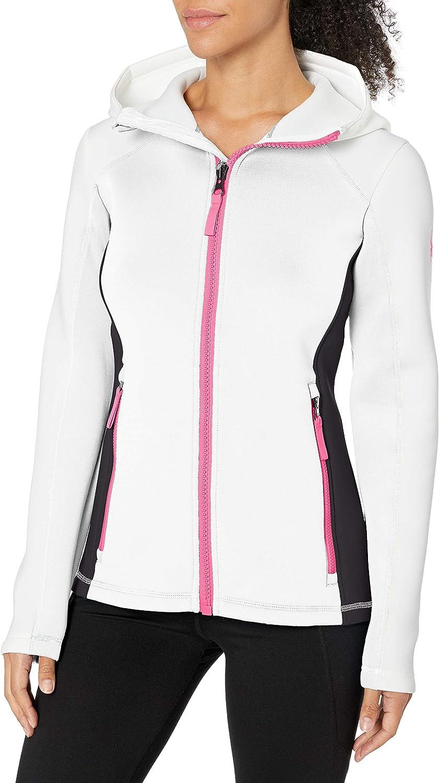 Spyder 1 year warranty Women's Modish Hoodie – Financial sales sale Full-Zip Swe Active Ladies Hooded