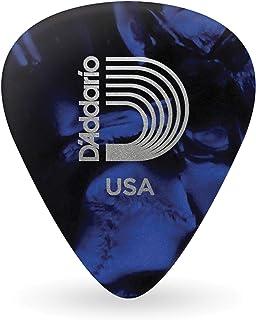 Planet Waves Blue Pearl Celluloid Guitar Picks Light