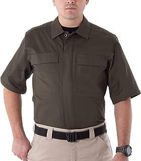First Tactical Hombre V2 Manga Corta BDU Camisa Caqui