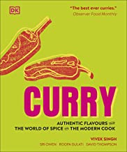 Curry: Authentic flavours from the world of spice for the mo