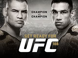 Get Ready for UFC 188