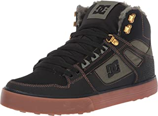 DC Men's Pure High-top Wc Wnt Skate Shoe