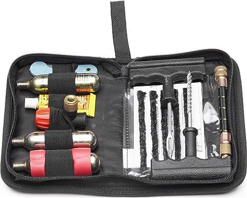 GIVI S450 Sécurité et Assistance en Cas de Panne Kit de Réparation pour Pneu