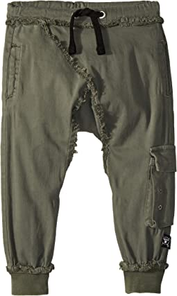 Military Raw Pants (Toddler/Little Kids)