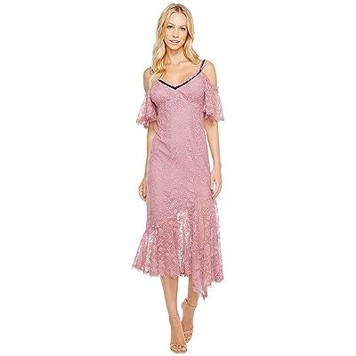 Nanette Lepore Debbie Dress (Mauve) Women