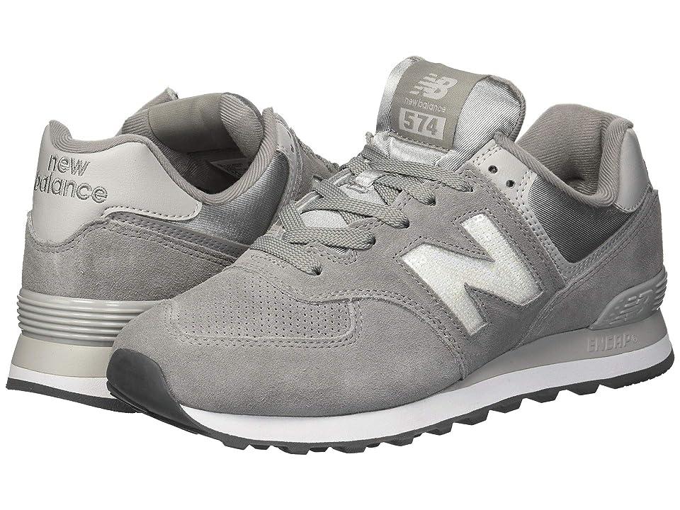 New Balance Classics WL574v2 (Marblehead/Magnet) Women's Running Shoes