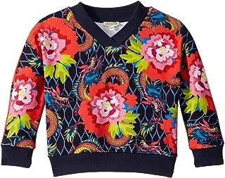 Kenzo Kids Baby Girl's All Over Paris Sweatshirt (Toddler/Little Kids)