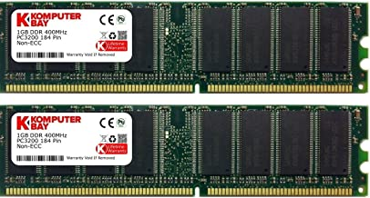 Best ddr dimm speed 400 Reviews