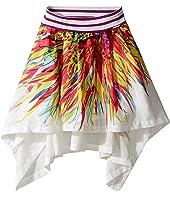 Junior Gaultier - Skirt with Flowers (Toddler/Little Kids)