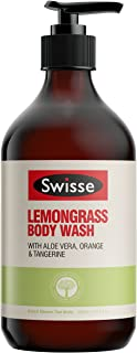 Swisse Lemongrass Body Wash, 500mL