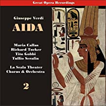 Giuseppe Verdi: Aida [Callas, Tucker, Serafin] [1955], Vol. 2