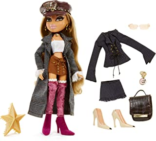 Bratz Collector Core Doll Yasmin, Multicolor