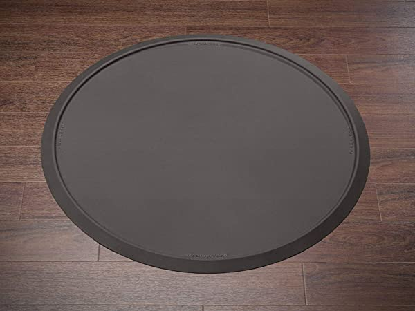 WeatherTech Christmas Tree Mat Cocoa Heavy Duty Christmas Tree Floor Protector