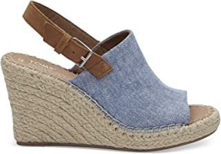 Toms Womens Desert Wedge