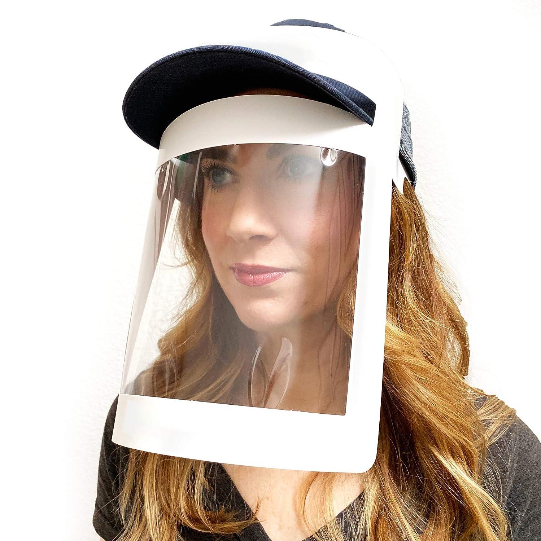 San Antonio Mall Bulk Disposable Face Shields 500 Provides Atlanta Mall full face cove Count.