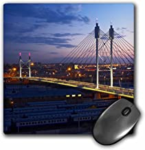 Nelson Mandela Bridge, Johannesburg, Gauteng, South Africa. - Mouse Pad, 8 by 8 inches (mp_209117_1)