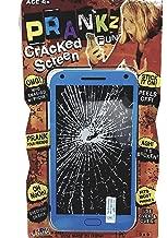 PRANKZ Fake Cell Phone Cracked Screen Prank Novelty Broken Joke