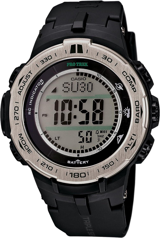 [カシオ] 腕時計 プロトレック 電波ソーラー PRW-3100-1JF