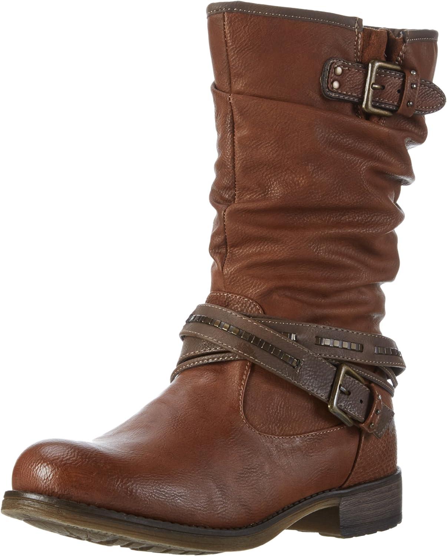 MUSTANG Damen 1139-624-301 Langschaft Stiefel