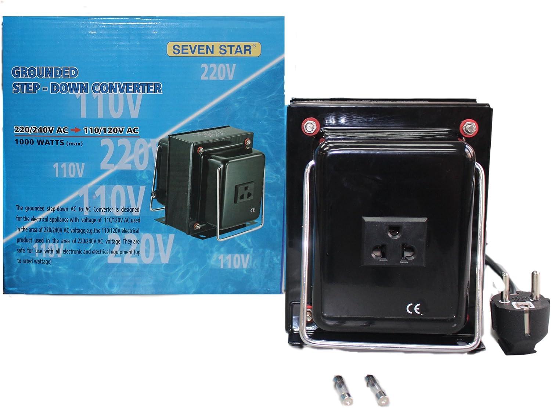 SEVENSTAR 1000 Watt Power Converter (THG 1000 Down)