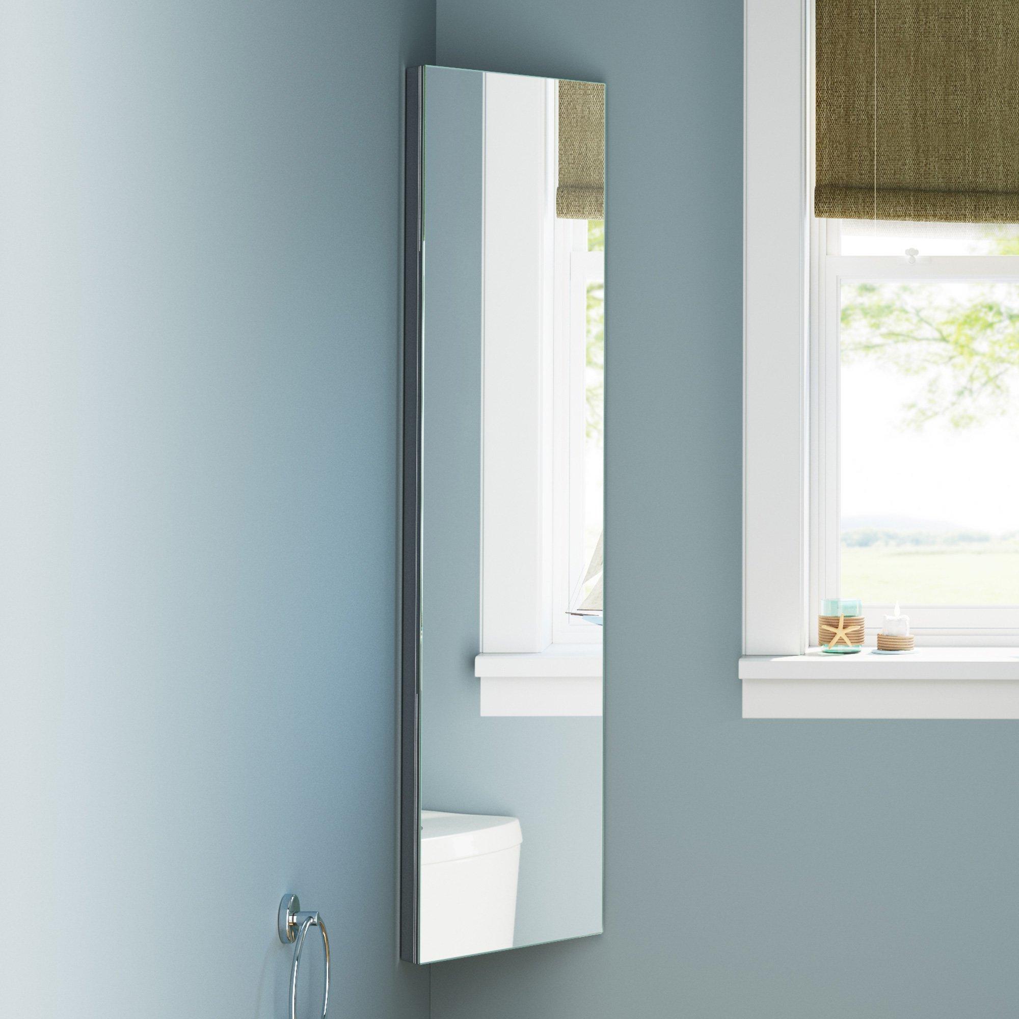bathroom corner cabinet amazon co uk rh amazon co uk corner bathroom medicine cabinet mirrors corner bathroom cabinet without mirror