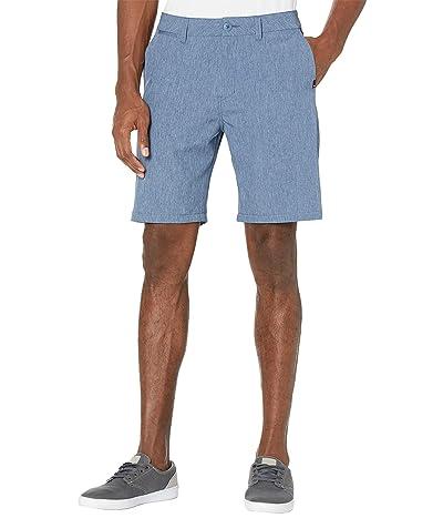 Quiksilver Union Heather Amphibian 20 Shorts (Sargasso Sea) Men