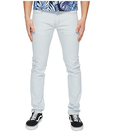 NAKED & FAMOUS Super Skinny Guy Power-Stretch Jeans, Powder Blue