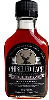 Midnight Stag Aftershave Splash By Chiseled Face Groomatorium - Handmade, Small Batch, Luxury Grooming Products