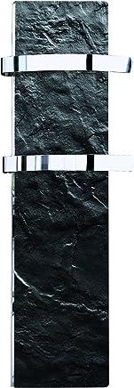 BioMetrixx PA500TL 数字设计 红外线毛巾加热器 500 瓦,宽,240 伏,黑色,25 x 100 厘米