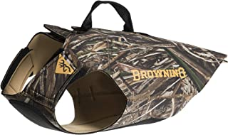 Browning Camo Neoprene Dog Vests
