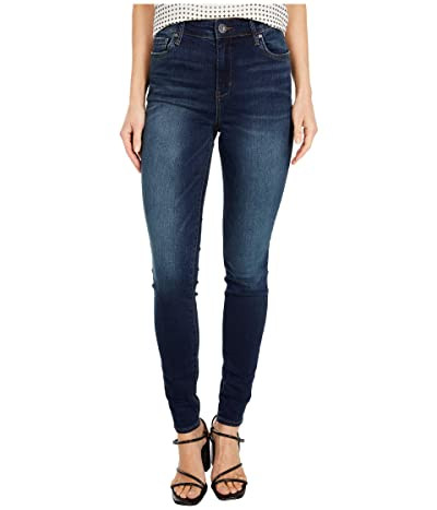 KUT from the Kloth Mia High-Rise Toothpick Skinny in Endless (Endless Wash) Women