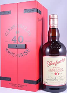 Glenfarclas 40 Years Warehouse Limited Edition Release 2017 Highland Single Malt Scotch Whisky 43,0% Vol. - ein großartiger Glenfarclas Single Malt!