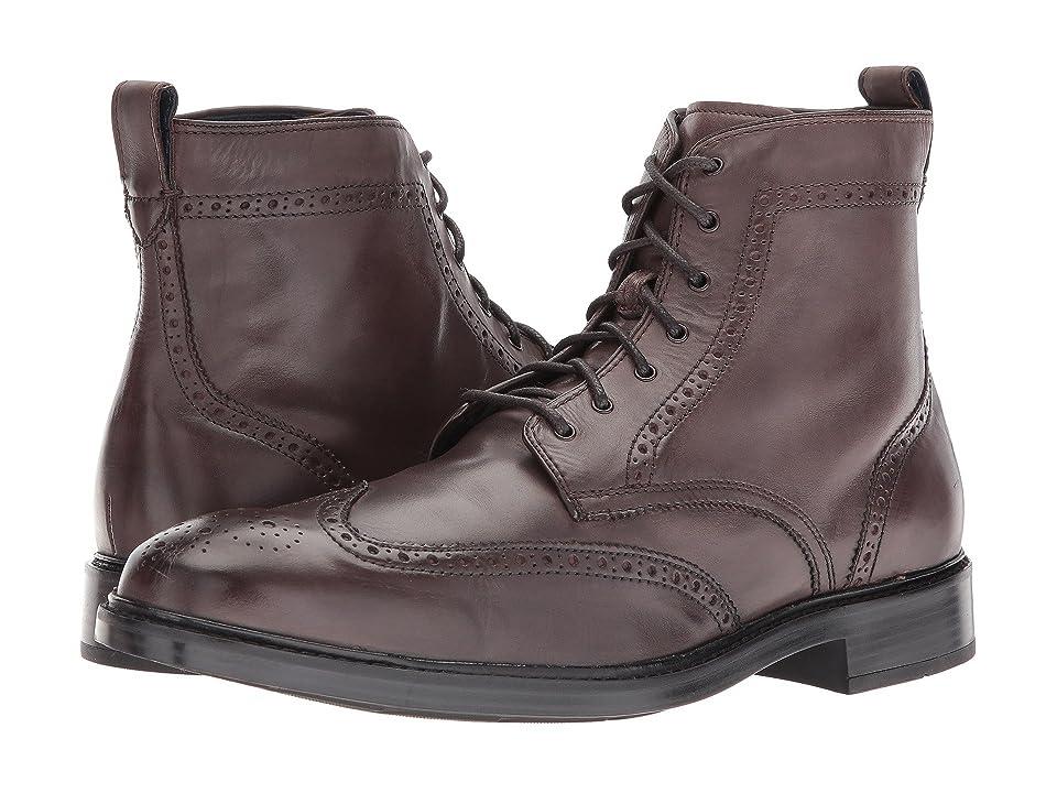 Cole Haan Kennedy Wingtip Boot II (Java) Men