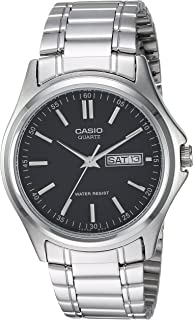 Classic Silver Watch MTP1239D-1A