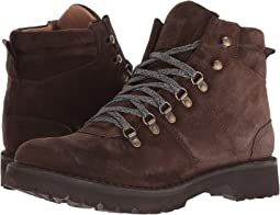 Suede Hiker Boot