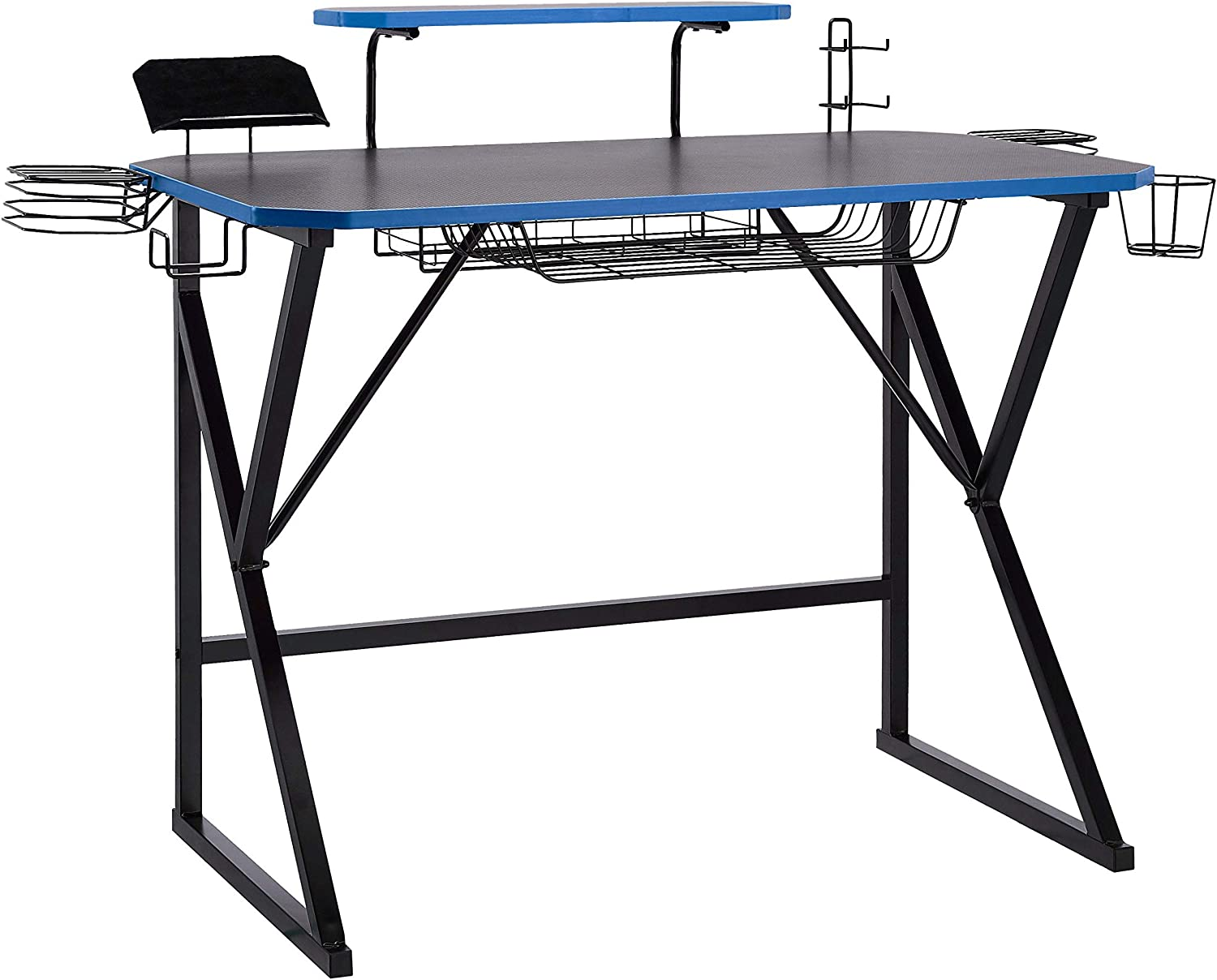 Amazon Basics Gaming Computer Desk NEW before selling with Max 52% OFF Storage for Controller