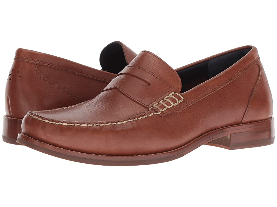 Cole Haan Pinch Grand Casual Penny Loafer (Woodbury Leather) Men