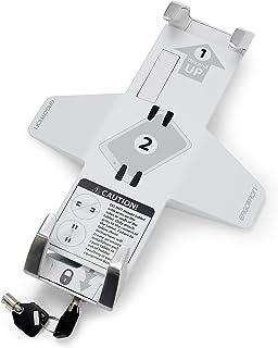 Ergotron Lockable Tablet Mount Polished 45-460-026